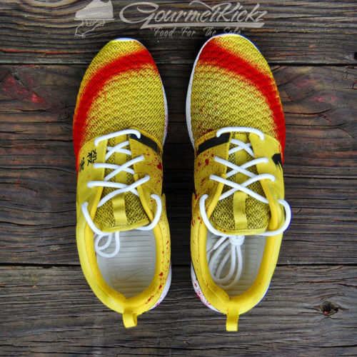 GourmetKickz Custom Kill Bill Part 2 Roshe Top