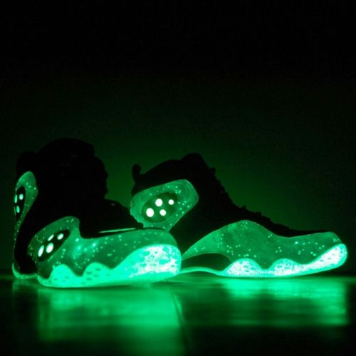 Custom Luminous Galaxy Zoom Rookie by GourmetKickz