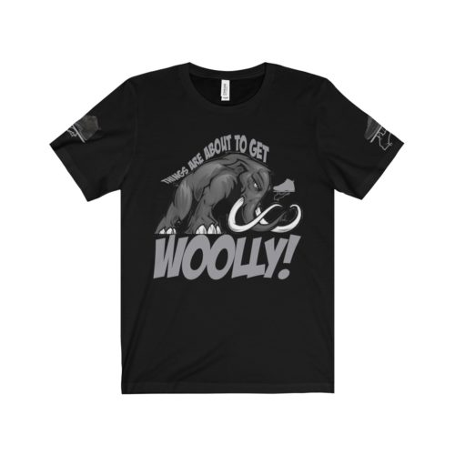 Jordan 12 Wool Sneaker Match Shirt | Gettin' Woolly