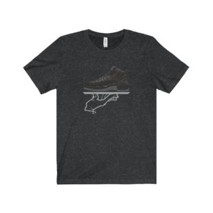 Jordan 12 Wool Sneaker Match Shirt | Now Serving FC
