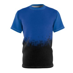 AJ1 Royal Faded All Over Print T-Shirt