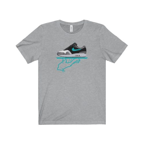 Atmos Air Max 1 Match T-Shirt | Now Serving Deluxe